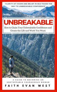 Book: Unbreakable - faithevanwest.com